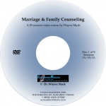 Marriage & Family Counseling 9-DVD set