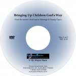 Bringing Children Up God's Way 3-DVD set