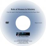 Role of Women in Ministry (DVD)