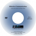 Effective Communication 2-DVD set