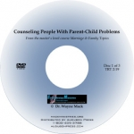 Counseling People with Parent/Child Problems (DVD)