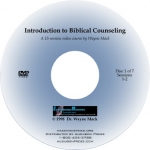 Introduction to Biblical Counseling 7-DVD set