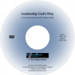 Leadership God's Way (DVD)