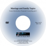 Marriage and Family Topics 15-DVD set