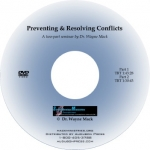 Preventing and Resolving Conflicts (DVD)