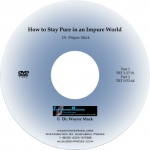 How to Stay Pure in an Impure World (DVD)