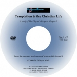 Temptation and the Christian Life (DVD)