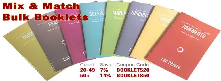 Bulk Rate Booklets