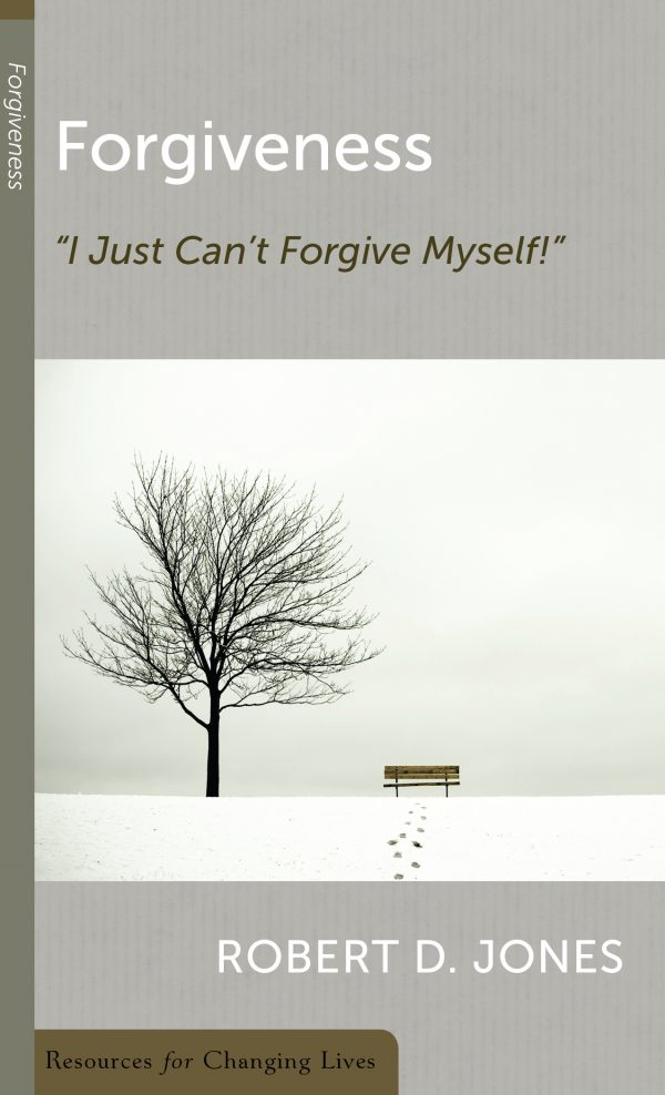 Forgiveness, booklet by Robert D. Jones