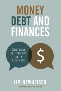 Money, Debt & Finances book by Jim Newheiser